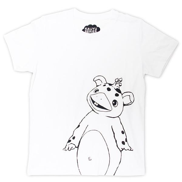 KAIJYU SERIES レディースTシャツ<快獣ブースカ>