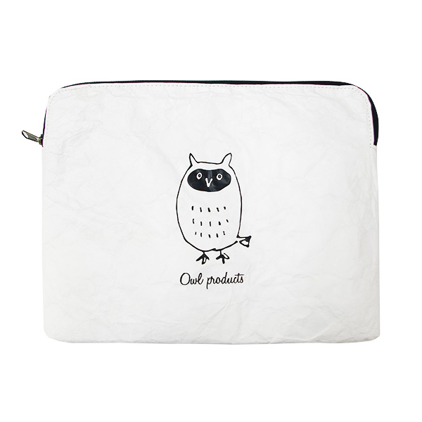 Owl products A4フラットケース<owl>