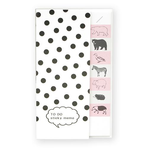 Animal Series TO DO付箋<pink>