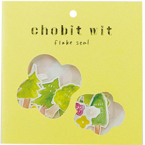 chobit wit フレークシール<forest>