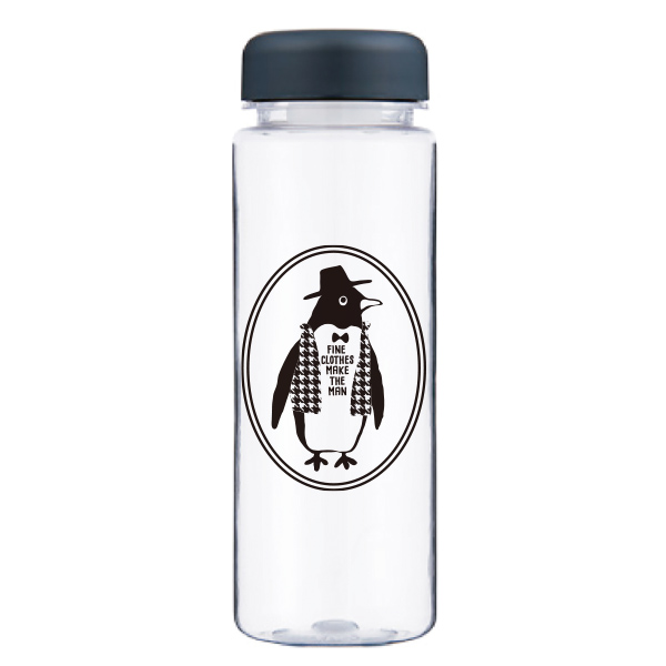 Owl products リユースボトル<penguin>