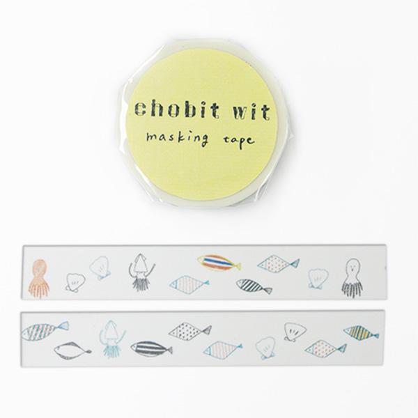 chobit wit マスキングテープ<sea>
