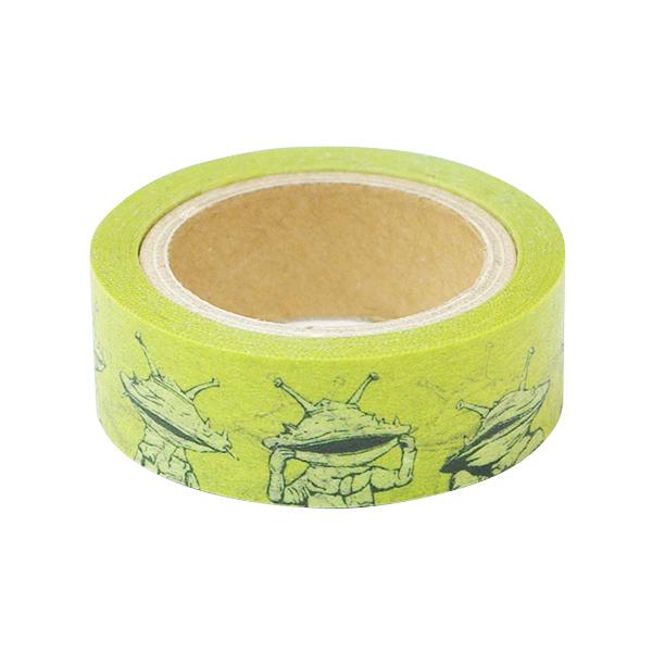 KAIJYU SERIES マスキングテープ<カネゴン>
