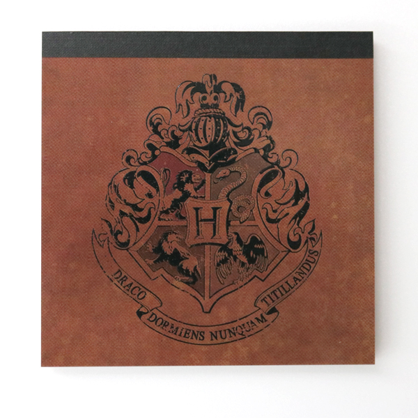 Harry Potter Collection メモパッド・スクエア<Houses>HP-001