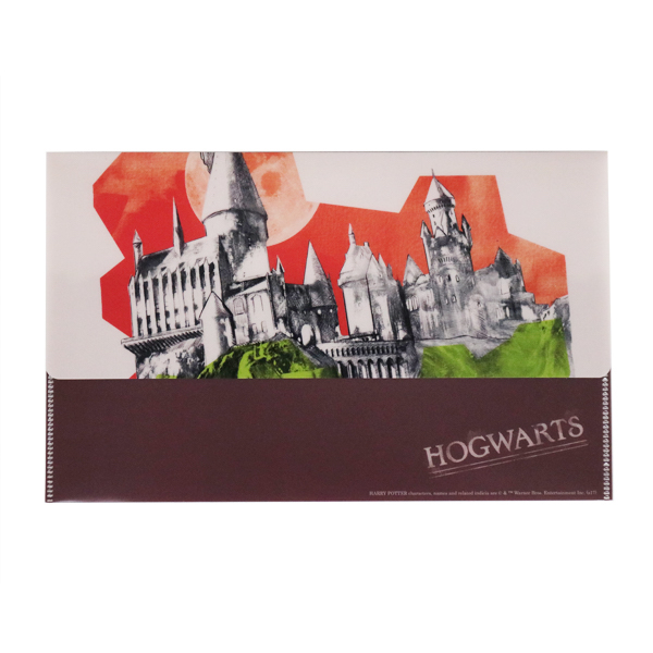 Harry Potter Collection チケットホルダー<Hogwarts>HP-014