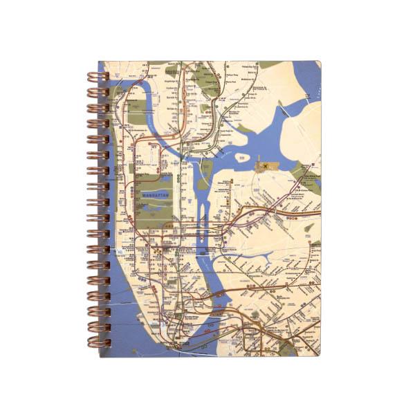 MTA リングノート<map>MA-016