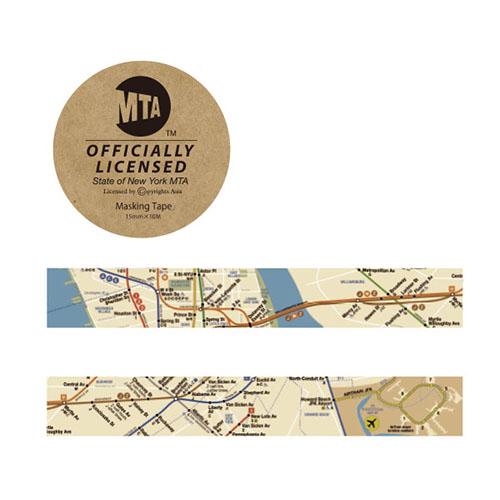 MTA マスキングテープ<map>MA-031