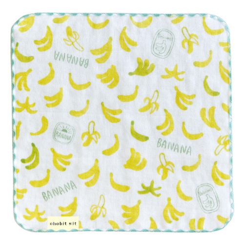 chobit wit ハンカチ<banana>CW-212