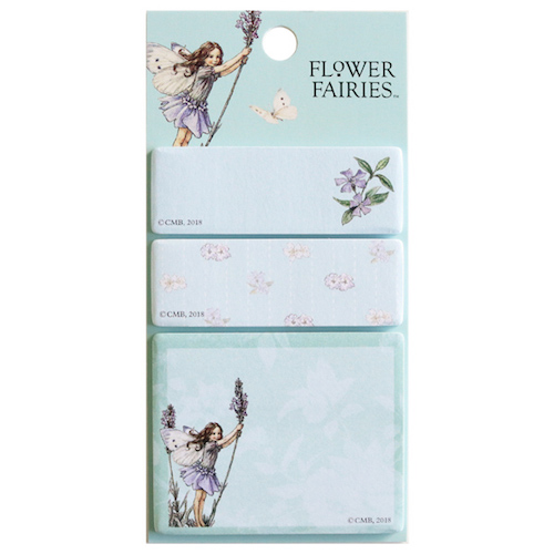 FLOWER FAIRIES スティッキーメモ<Lavender>FF-123