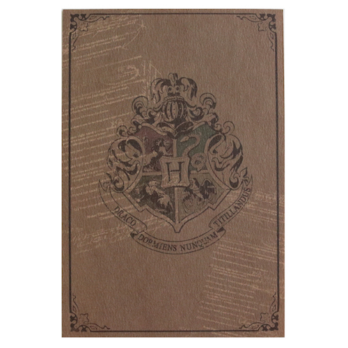 Harry Potter Collection ポストカード<Crest>HP-028