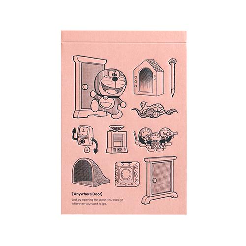 ドラえもん メモパッド<Anywhere Door>DG-093