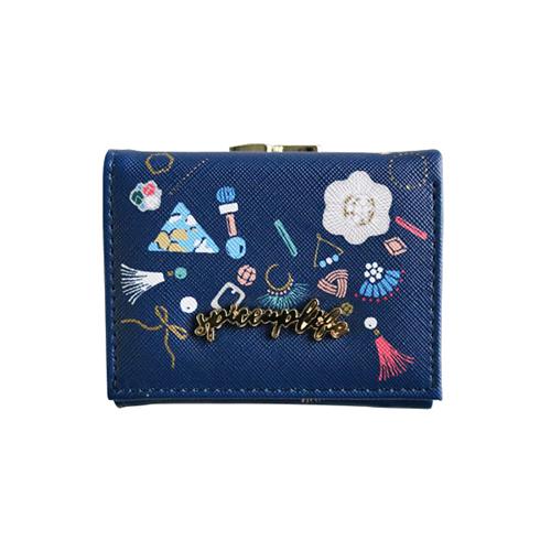 spice up life 三つ折り財布<accessories>SU-018