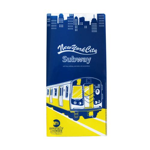 MTA チケットホルダー<train>MA-038