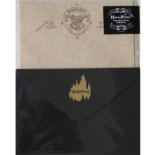 Harry Potter Collection レターセット<Hogwarts>HP-038