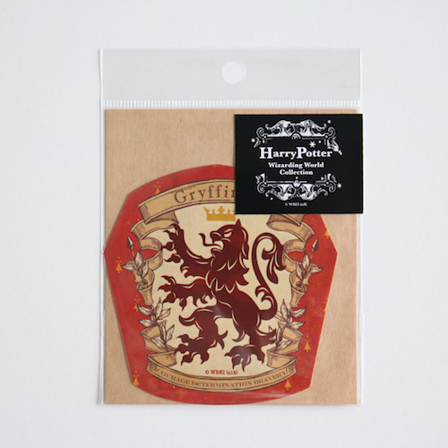 Harry Potter Collection ステッカー<Gryffindor>HP-040