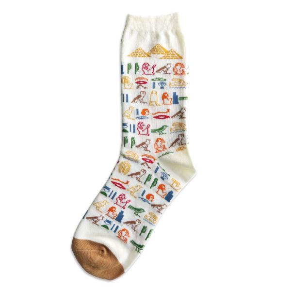 garapago socks 靴下<古代エジプト学>ST-094