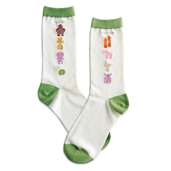 garapago socks 靴下<考古学>ST-095