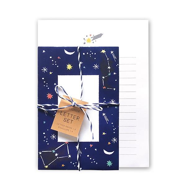 BROOCHIR レターセット<star>BC-025