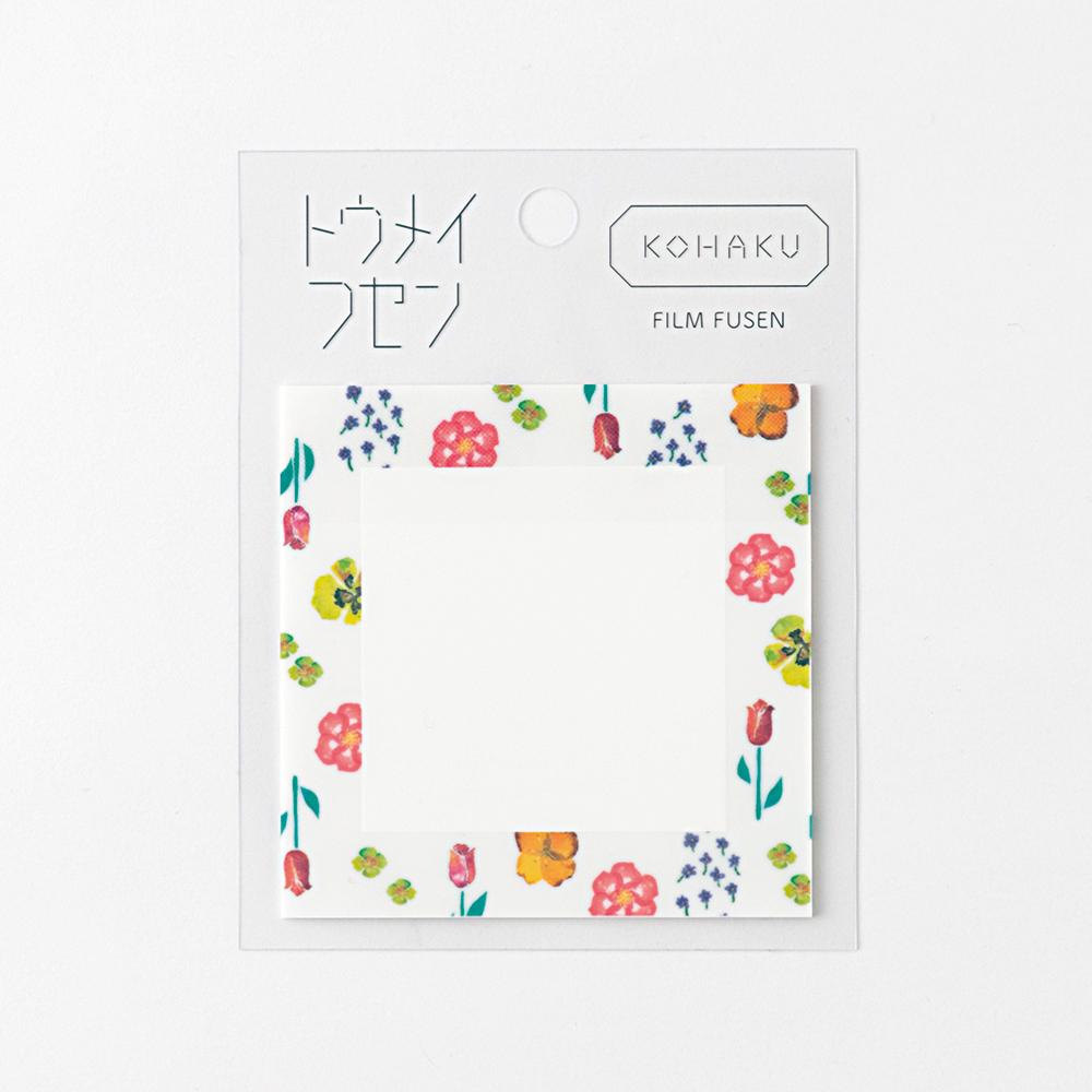 KOHAKU トウメイフセン<flower> KK-007