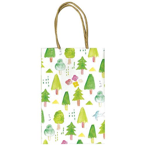 chobit wit ミニ紙袋Sサイズ<forest>