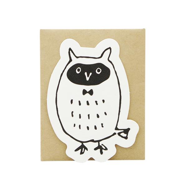 Owl products メッセージカード<owl>