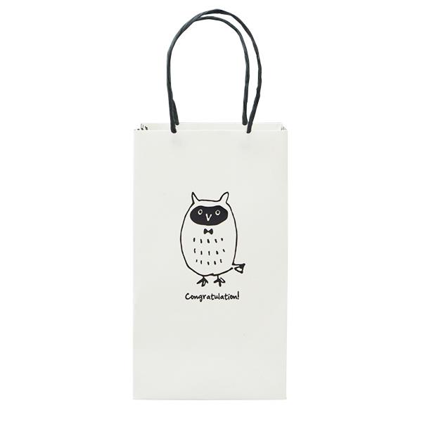 Owl products ミニペーパーバッグ<owl>