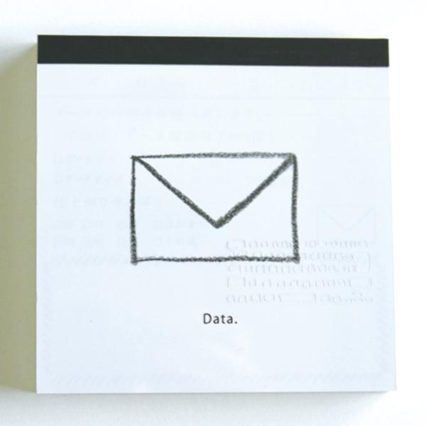 TO DO メモパッド・スクエア<Data>GFO-014