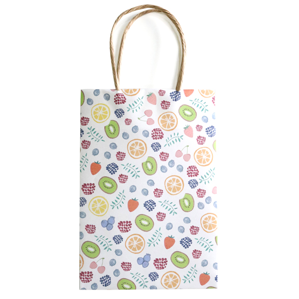 chobit wit ミニ紙袋Mサイズ<fruit>