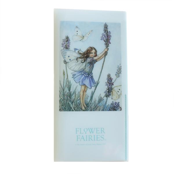 FLOWER FAIRIES チケットホルダー<Lavender>FF-109