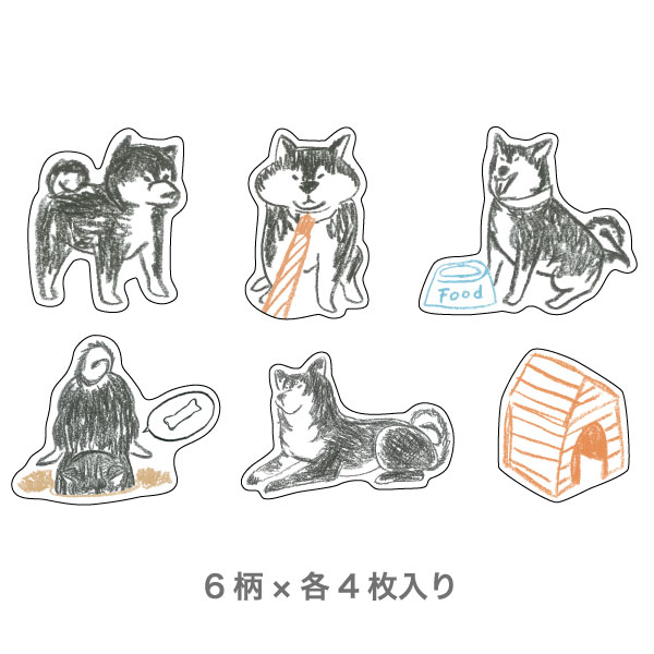 chobit wit フレークシール<shiba>CW-160