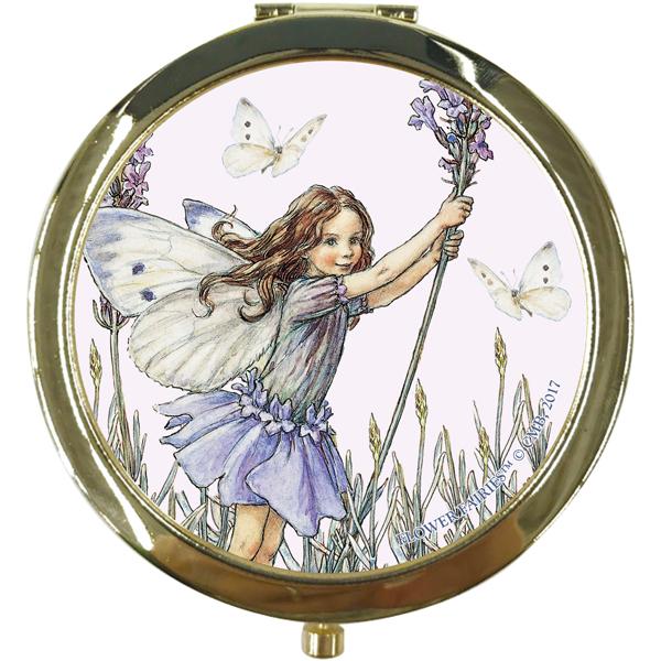 FLOWER FAIRIES コンパクトミラー<Lavender>FF-119