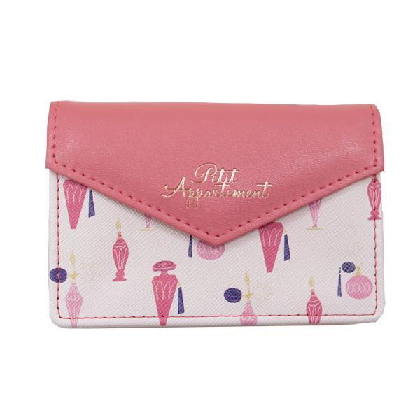 Petit Appartement カードケース<Perfume>PA-009