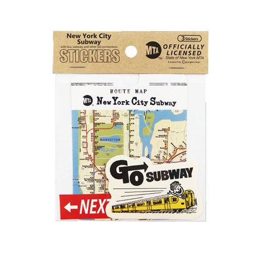 MTA カスタマイズステッカー<map>MA-023