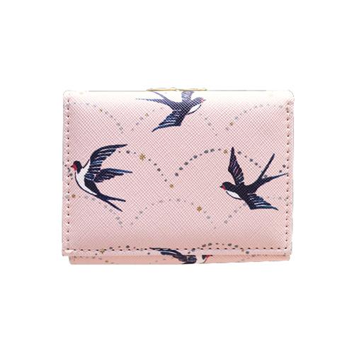 Painter Series 三つ折り財布<swallow>PE-006
