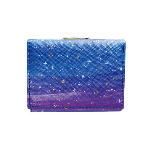 Painter Series 三つ折り財布<starlight>PE-008
