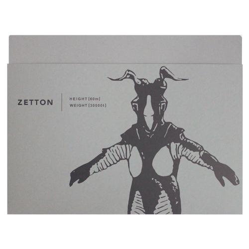 KAIJYU SERIES ドキュメントホルダー<ゼットン>TB-264