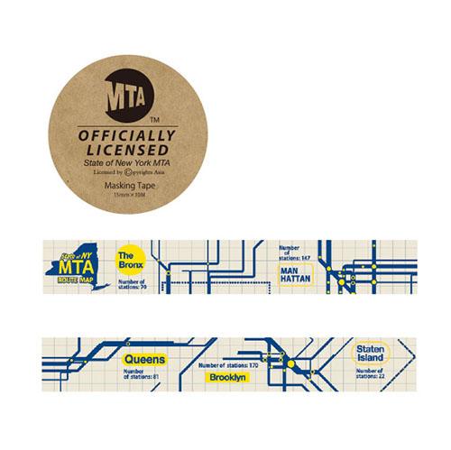 MTA マスキングテープ<route>MA-029