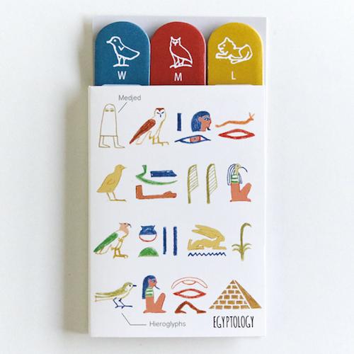 STUDY HOLIC スティッキーブック<古代エジプト学>ST-043