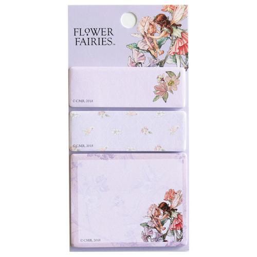 FLOWER FAIRIES スティッキーメモ<Sweet Pea>FF-125