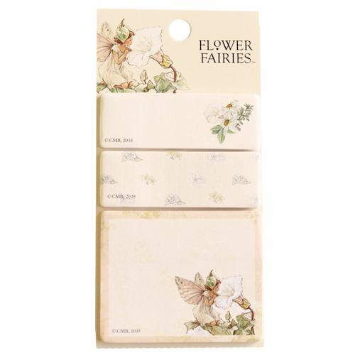 FLOWER FAIRIES スティッキーメモ<White Bindweed>FF-126