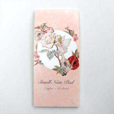 FLOWER FAIRIES 一筆箋<Rose>FF-128