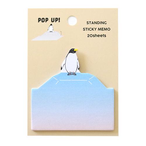 Animal Series スティッキーメモ<ペンギン> GF-434