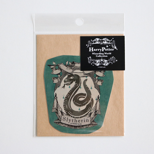 Harry Potter Collection ステッカー<Slytherin>HP-041