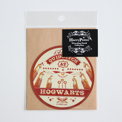 Harry Potter Collection ステッカー<Quidditch>HP-043