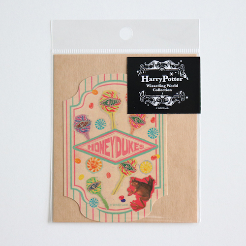 Harry Potter Collection ステッカー<HONEY DUKES>HP-046