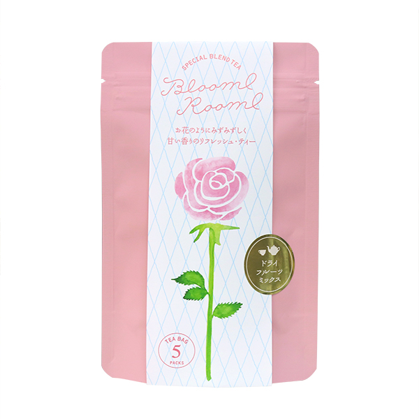 BloomRoom フレーバーティー<bara/pink>BR-035