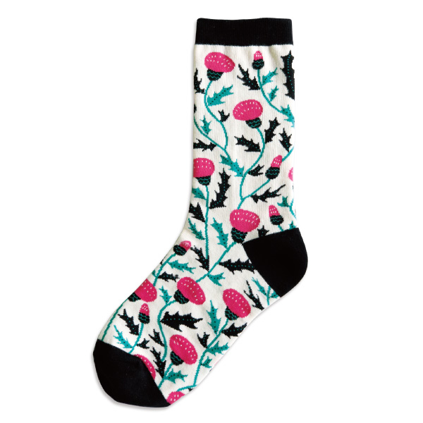 garapago socks 靴下<Azami>GP-003