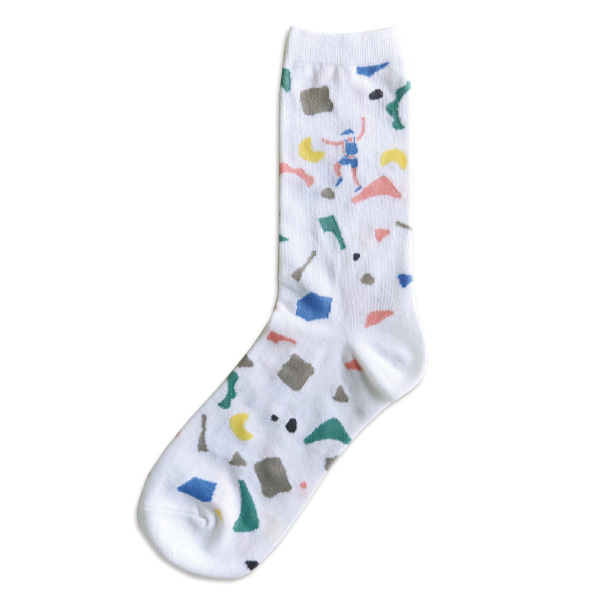 garapago socks 靴下<Climbing>GP-007