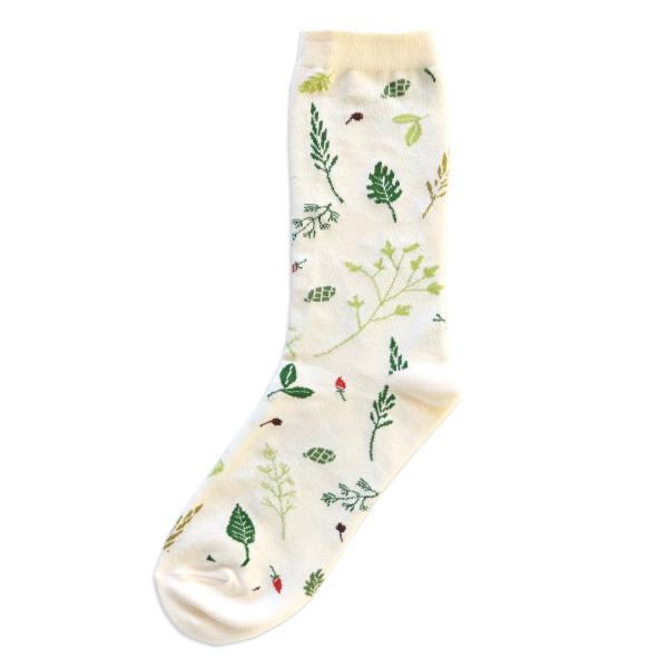 garapago socks 靴下<Herb>GP-009