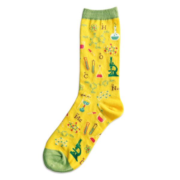 garapago socks 靴下<化学>ST-090
